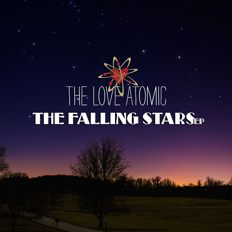 The Falling Stars EP Album Artcomp